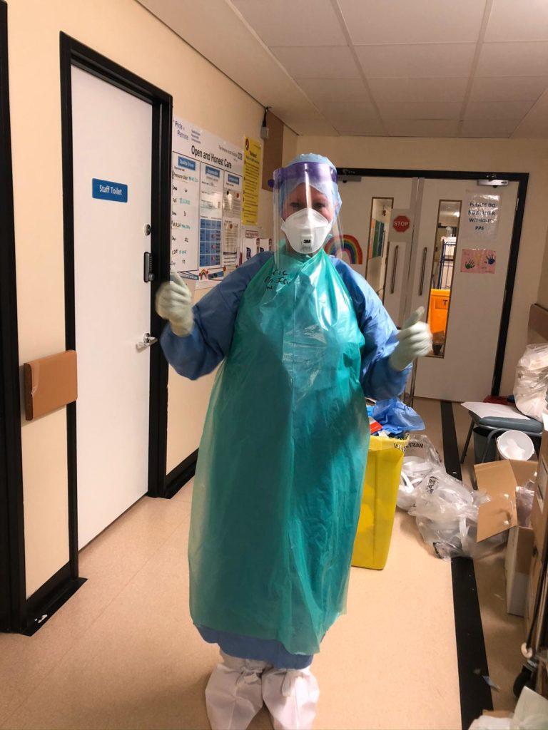 ICU Nurse